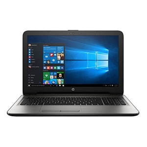 HP 15-AY020TU W6T34PA 15.6 Inch Laptop (Core i3 5th Gen/4GB/1TB/Win 10) Silver