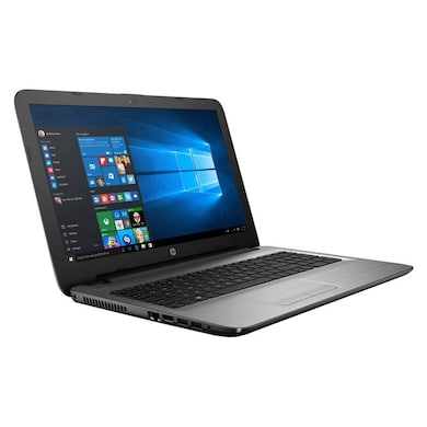 HP 15-AY020TU W6T34PA 15.6 Inch Laptop (Core i3 5th Gen/4GB/1TB/Win 10) Silver images, Buy HP 15-AY020TU W6T34PA 15.6 Inch Laptop (Core i3 5th Gen/4GB/1TB/Win 10) Silver online at price Rs. 34,388