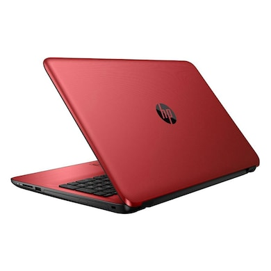 HP 15-ay026TU W6T40PA 15.6 Inch Laptop ( Core i3 5th Gen/4GB/1TB/Win 10) Cardinal Red Price in India