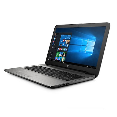 HP 15-AY078TX X5Q23PA 15.6 Inch Laptop (Core i7 6th Gen/8GB/1TB/DOS/4GB Graphics) Silver Price in India