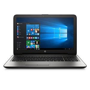 HP 15-AY503TU X5Q20PA 15.6 Inch Laptop (Core i5 6th Gen/4GB/1TB/Win 10) Turbo Silver