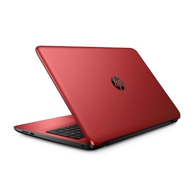HP 15-AY545tu 15.6 Inch Laptop (Core i3 6th Gen/4GB/1TB/Win 10) Red Price in India