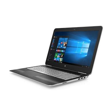 HP 15-BC008TX X1G79PA 15.6 Inch Laptop (Core i7 6th Gen/16GB/1TB/128GB SSD/Win 10/4GB Graphics) Natural SIlver Price in India