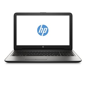 HP BA035AU 15.6 Inch Laptop (APU Quad Core E2/1TB/4GB/DOS) Silver