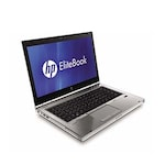 Buy Refurbished HP Elitebook 2560P 14 Inch Laptop (Core i5 3rd Gen/4GB/320GB) Silver Online