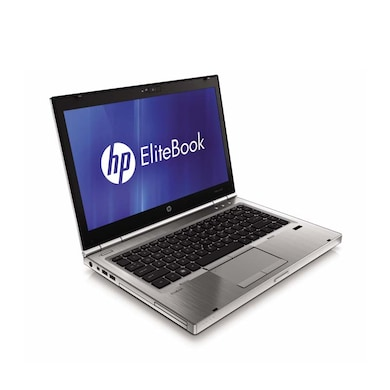 Refurbished HP Elitebook 2560P 14 Inch Laptop (Core i5 3rd Gen/4GB/320GB) Silver Price in India
