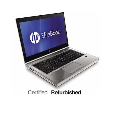 Refurbished HP Elitebook 8440P 14 Inch Laptop (Core i5 1St Gen/4GB/320 GB/Win 7) Black Price in India