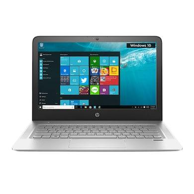 HP Envy 13-D015TU 13.3 Inch Laptop (Core i5 6th Gen/4GB/256GB/Win 10) Natural Silver Price in India