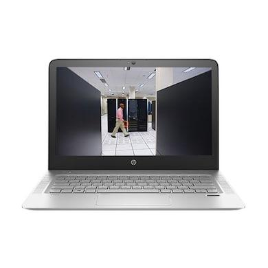HP Envy 13-d115TUV5D70PA 13.3 Inch Laptop (Core i7 6th Gen/8GB/256GB SSD/Win 10) Silver Price in India