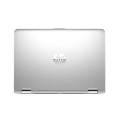 HP Pavilion 11-U006TU x360 W0J56PA 2 In 1 11.6 Inch Laptop (PQC/4GB/500GB/Win 10/Touch) Turbo Silver Price in India
