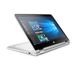 Buy HP Pavilion 13-U104TU x360 Y4F71PA 13.3 Inch Laptop (Core i3 7th Gen/4GB/1TB/ Win 10/Touch) Silver Online