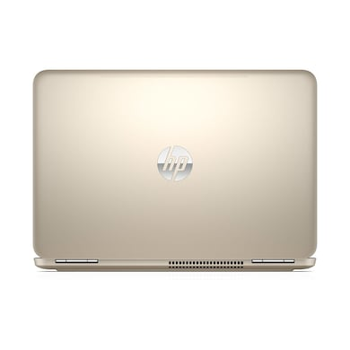HP Pavilion 14-AL110TX 14 Inch Laptop (Core i7 7th Gen/12GB/1TB+128GB SSD/Win 10/4GB Graphics) Gold Price in India
