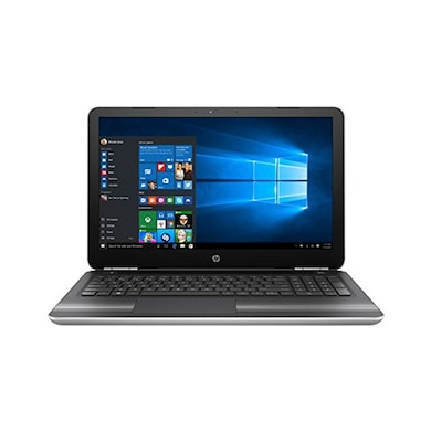 HP Pavilion 15-AU009TX 15.6 Inch Laptop (Core i7 6th Gen/8GB/1TB/Win 10/4GB Graphics) Turbo SIlver Price in India
