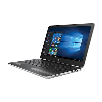HP Pavilion 15-AU117TX Y4F80PA 15.6 Inch Laptop (Core i7 7th Gen/16GB/2TB/Win 10/4GB Graphics) Silver Price in India