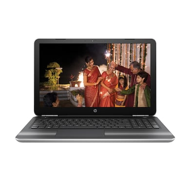 HP Pavilion 15-AU626TX 15.6 Inch Laptop (Core i5 7th Gen/16GB/2TB/Win 10/4GB Graphics) Silver Price in India