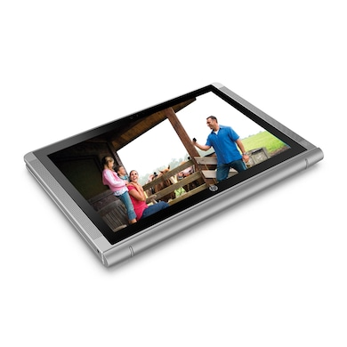 HP X2 210 T6T50PA Detachable 10.1 Inch 2 in 1 Laptop (Intel Atom/2GB/32GB eMMC/Win 10/Touch) Silver Price in India