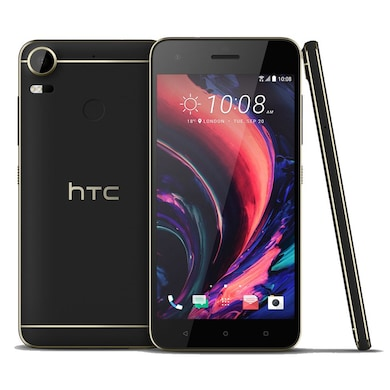 HTC Desire 10 Pro (Stone Black, 4GB RAM, 64GB) Price in India