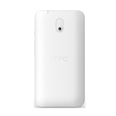 Refurbished HTC Desire 210 Dual Sim (White, 512MB RAM, 4GB) Price in India