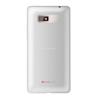 Refurbished HTC Desire 600 (White, 1GB RAM, 8GB) Price in India