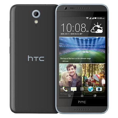 HTC Desire 620G (Grey, 1GB RAM, 8GB) Price in India
