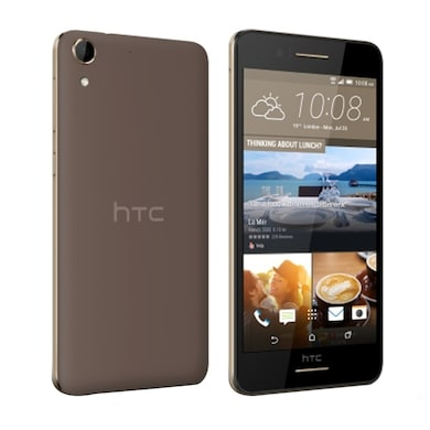 HTC Desire 728 Ultra Edition (Cappuccino Brown, 3GB RAM, 32GB) Price in India