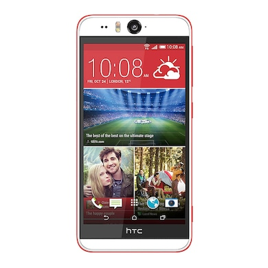 Refurbished HTC Desire Eye (Red, 2GB RAM, 16GB) Price in India