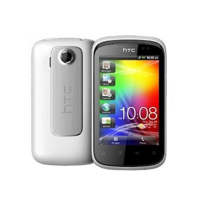 Refurbished HTC Explorer A310E (Metallic White, 512MB RAM, 90MB) Price in India