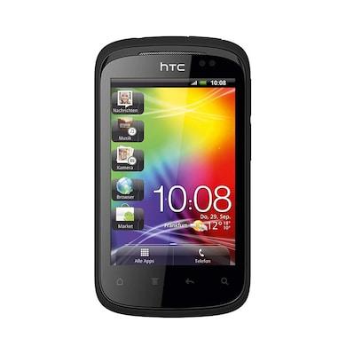 Refurbished HTC Explorer A310E (Metallic Black, 512MB RAM, 90MB) Price in India