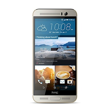 HTC One M9+ (Gold On Silver, 2GB RAM, 16GB) Price in India