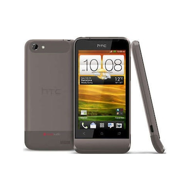 Refurbished HTC One V (Brown, 512MB RAM, 4GB) Price in India