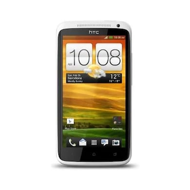 Pre-Owned HTC One X (White, 1GB RAM) Price in India