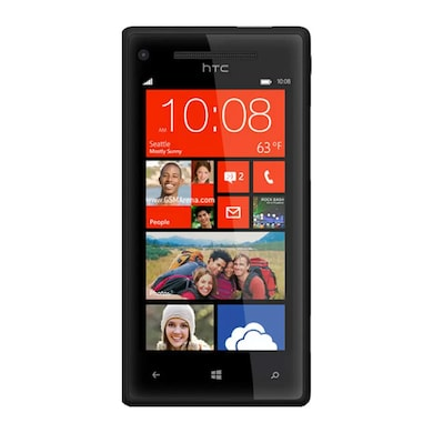 Refurbished HTC Windows Phone 8X (Black, 1GB RAM, 16GB) Price in India