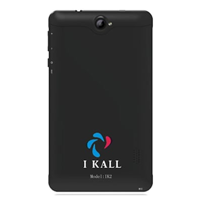 I Kall IK2 3G Calling Tablet with Keyboard Black, 8 GB Price in India