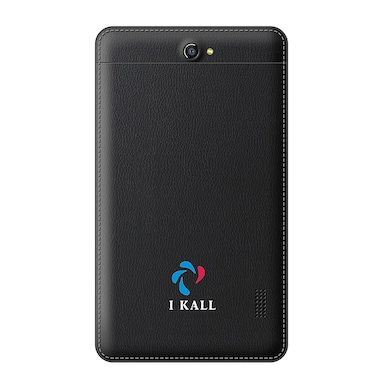 I Kall IK1 3G + Wifi Voice Calling Tablet Black,8 GB Price in India