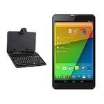 Buy I Kall IK1 3G + Wifi Voice Calling Tablet With Keyboard Black,8 GB Online