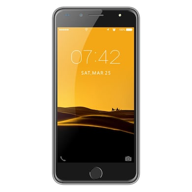 I Kall K1 4G VoLTE Smartphone (Silver, 1GB RAM, 8GB) Price in India