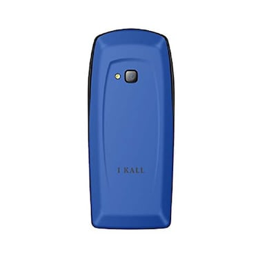 I Kall K19, 1.77 Inch Display,Camera,Bluetooth,FM (Blue) Price in India
