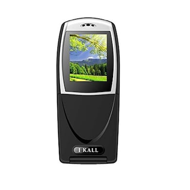 I Kall K19, 1.77 Inch Display,Camera,Bluetooth,FM (Black) Price in India