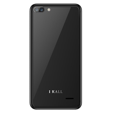 I KALL K2 4G VOLTE Android Phone with 5 Inch Display (Black, 1GB RAM, 8GB) Price in India