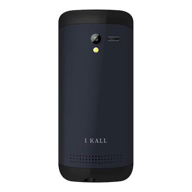 I Kall K38,Bluetooth,2.4 Inch Display,1800 mAh Battery (Blue, Below256MB RAM, 64MB) Price in India