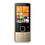 Buy I Kall K6300 2.8 Inch Dispaly,FM Radio,1800 mAh Battery,Camera Gold Online