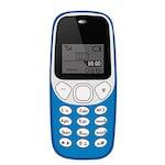 Buy I Kall K71 1.4 Inch Display,1000 mAh Battery Sky Blue Online