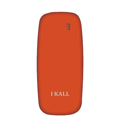 I Kall K71 1.4 Inch Display,1000 mAh Battery (Red, 64MB) Price in India