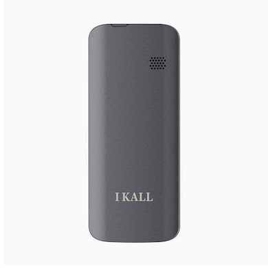 I Kall K73 1.44 Inch Display, Torch, Single Sim (Grey) Price in India