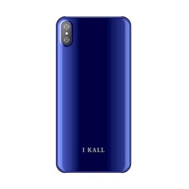 I Kall K8 New 4G Android Phone (Blue, 2GB RAM, 16GB) Price in India