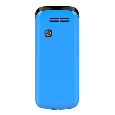I Kall K99 Combo with,1000 mAh Battery,Bluetooth,Dual Sim (Black Blue and Black Red, NA) Price in India