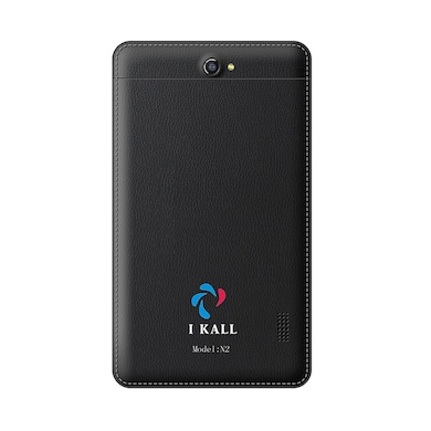 I Kall N2 3G + Wifi Voice Calling Tablet Black, 4GB Price in India