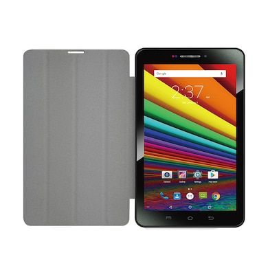 I Kall N3 Big Speaker and Cover 3G + Wifi Voice Calling Tablet Black,8GB Price in India