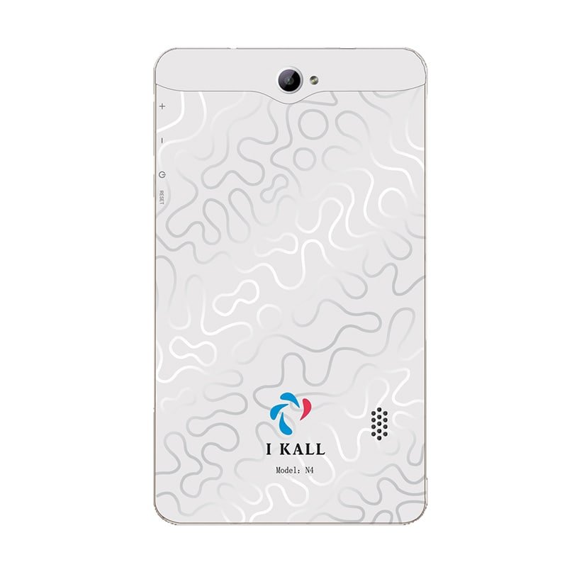 Buy I Kall N4 VoLTE 4G + Wifi Voice Calling Tablet With Keyboard White, 8GB online