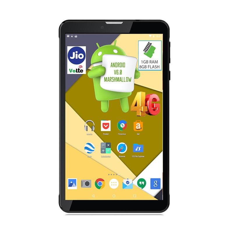 Buy I Kall N4 VoLTE 4G + Wifi Voice Calling Tablet Black, 8GB online